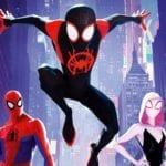 Watch the first nine minutes of Spider-Man: Into the Spider-Verse