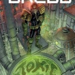 Preview of Judge Dredd: Toxic! #1