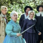 Promo images for DC's Legends of Tomorrow Season 4 Episode 2 – 'Witch Hunt'