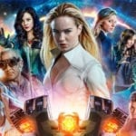 DC's Legends of Tomorrow gets a new season 4 poster