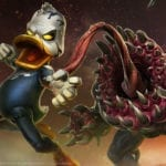 Venom the Duck joins Marvel Contest of Champions