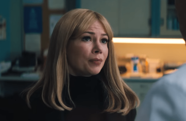 Michelle-Williams-Venom-trailer-2-screenshot-600x391