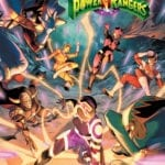 Preview of Mighty Morphin Power Rangers #32