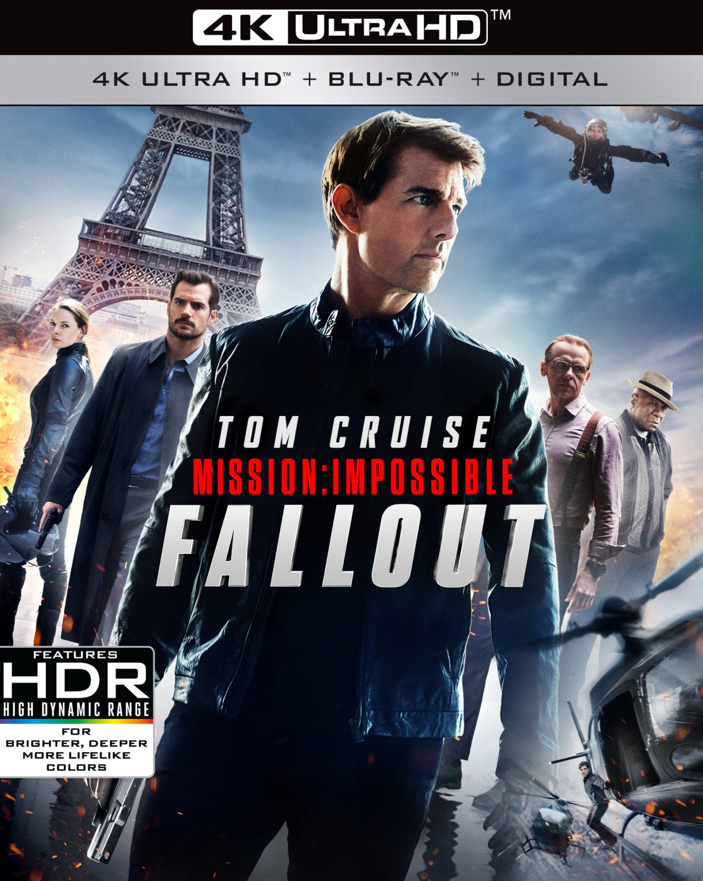 Mission Impossible Fallout Arvostelu