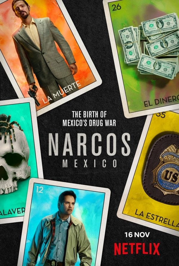 Narcos Mexico Online