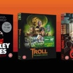 Giveaway – Win an October Horror bundle from Eureka Video