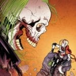 The DC Universe gets a post-apocalyptic future in preview Old Lady Harley #1
