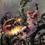 Preview of Red Sonja Halloween Special One-Shot