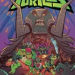 Preview of Rise of the Teenage Mutant Ninja Turtles #1