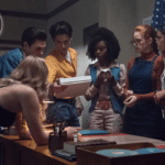 Riverdale cast play their parents in first images from 90s flashback episode