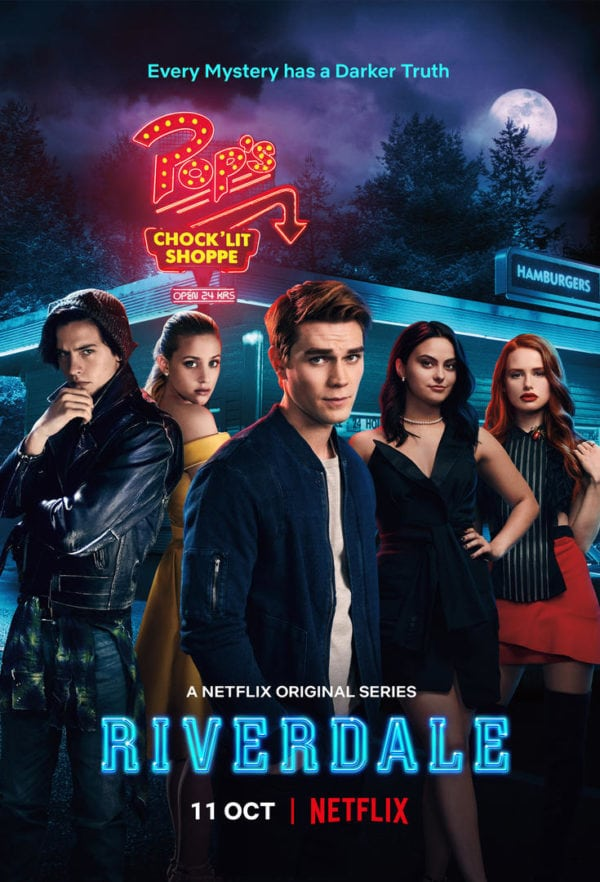 Riverdale Season 3 Gets A New Poster And Uk Premiere Date