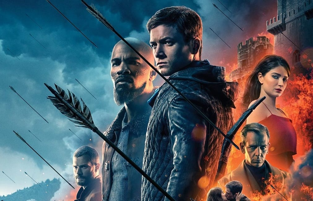 2018 Movie Posters: Movie Review - Robin Hood (2018)