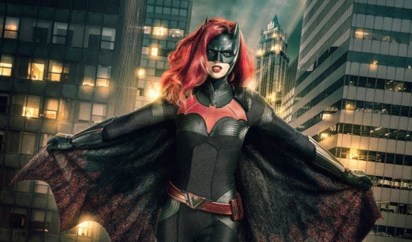 The CW Orders Batwoman Pilot!