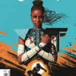 Preview of Marvel's Shuri #1