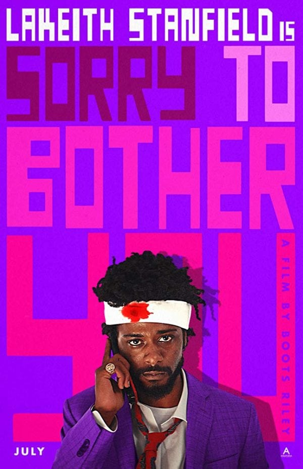Movie Review Sorry To Bother You 2018