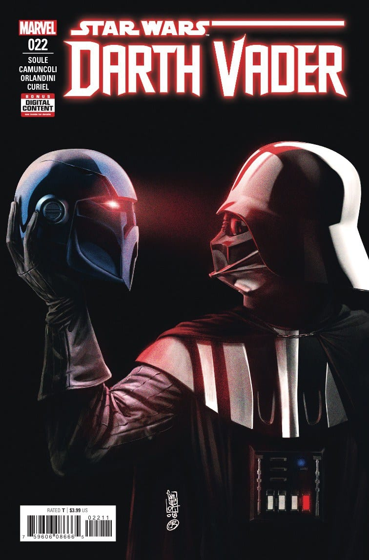 Preview of Star Wars: Darth Vader #22