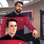 Preview of Star Trek: The Next Generation: Terra Incognita #4