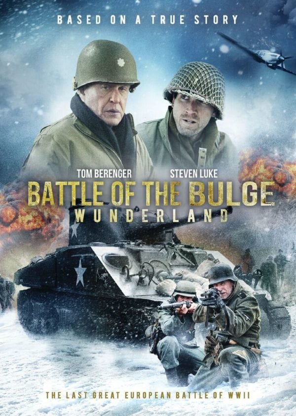 Watch an exclusive clip from World War II action film The Battle of