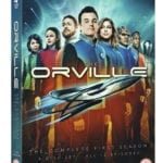Giveaway – Win The Orville: The Complete First Season – NOW CLOSED