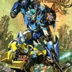 Comic Book Review – Transformers: Unicron #5