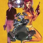Preview of Transformers: Bumblebee Movie Prequel #4