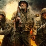Exclusive: Watch an explosive clip from WWII film Alone We Fight