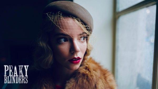 Anya Taylor-Joy joins Peaky Blinders for series 5