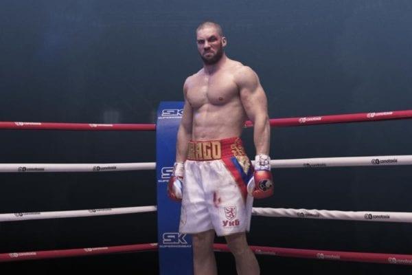 Creed II images showcase Viktor Drago