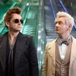 Good Omens cast reveal their favorite Neil Gaiman/Terry Pratchett work
