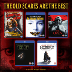 Giveaway – Win a scary Halloween horror movie bundle – NOW CLOSED