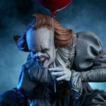 Tweeterhead's Pennywise the Dancing Clown maquette available to pre-order now