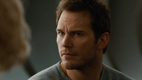 Chris Pratt to star in sci-fi Ghost Draft for The LEGO Batman Movie director