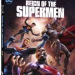 Reign of the Supermen cover artwork, synopsis and special features revealed