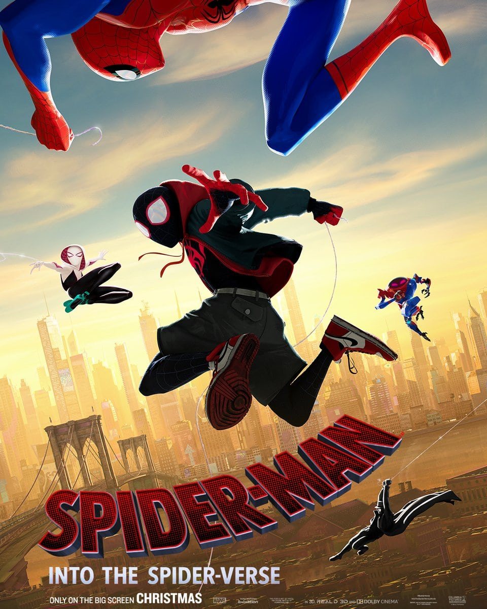 Movie Review - Spider-...