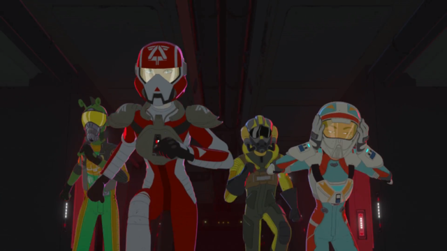 Sneak peek clip and images from Star Wars Resistance Season 1 Episode 3 - 'The T...