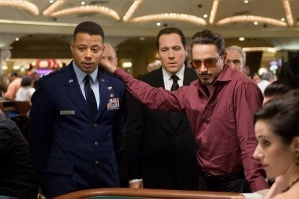 "Terrence Howard says Marvel ""could have a huge franchise"" with him as War Machine, but ""f*ck 'em"""