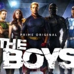 Amazon's The Boys gets a first teaser trailer, Simon Pegg joins the cast
