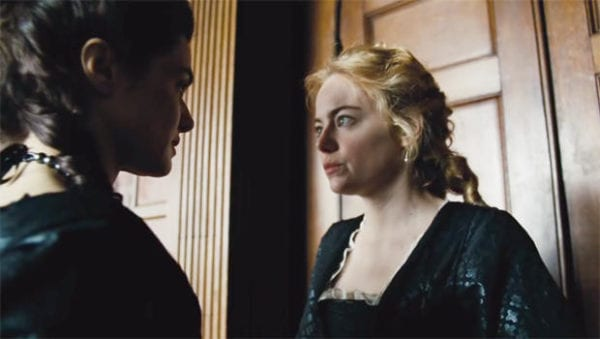 Emma Stone On Why She Insisted On Her Nude Scene In The Favourite  Flickering Myth-4614
