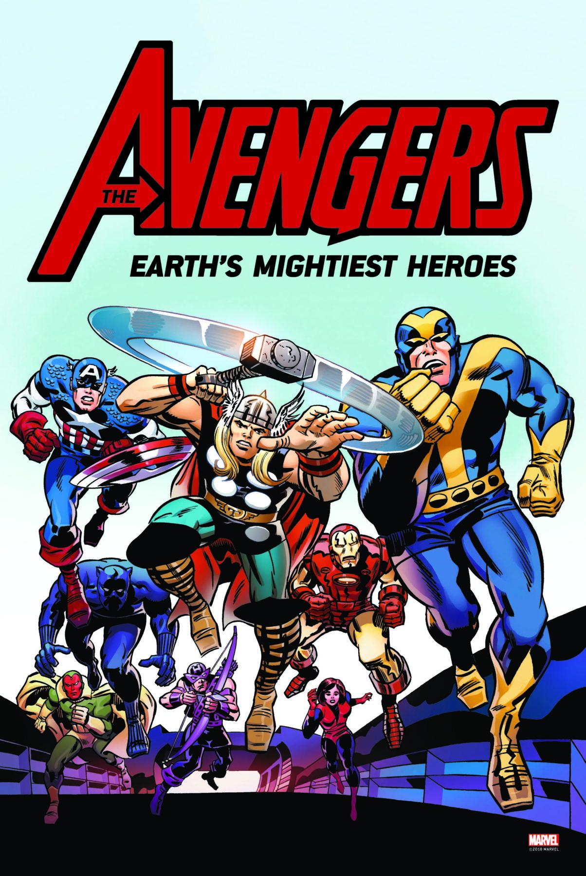 Marvel Unveils Avengers Earth S Mightiest Box Set Slipcase