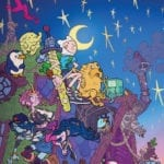 First-look preview of Adventure Time: Season 11 #3