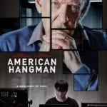Poster and trailer for political thriller American Hangman starring Donald Sutherland