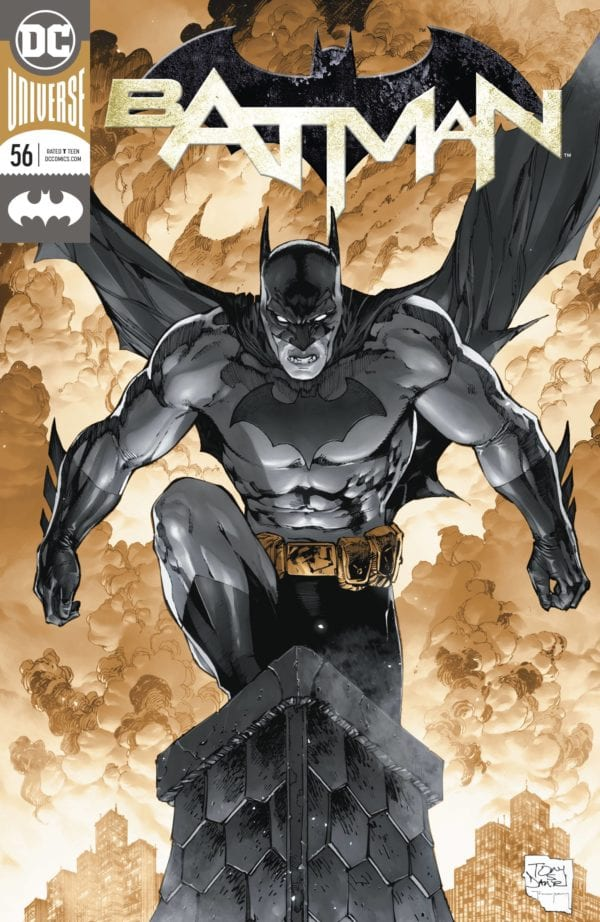 Batman tops the bestselling comics and graphic novels of