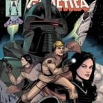 Preview of Battlestar Galactica Classic #1