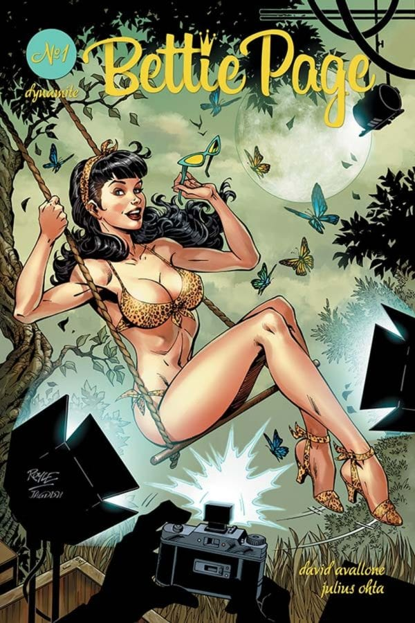 Preview of Bettie Page #1