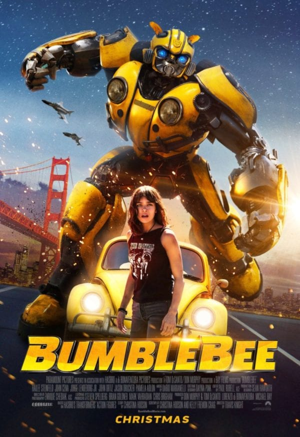 Bumblebee 2018 Download Full Movie