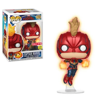 'Captain Marvel' actor's role possibly spoiled by Funko Pop! teaser