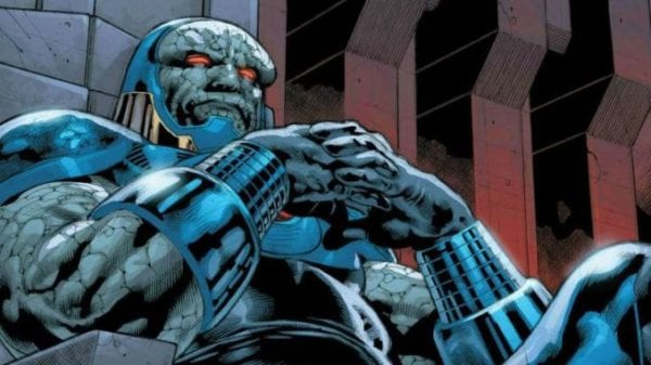 Zack Snyder shares first peek at Darkseid from his original Justice League cut