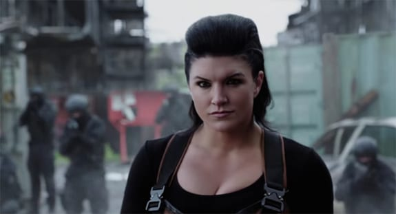 Star Wars series The Mandalorian adds former MMA fighter Gina Carano