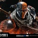 Deathstroke gets a 1:3 scale collectible statue from Prime 1 Studio