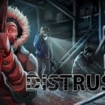 Rogue lite survival Distrust now available on the Playstation Store